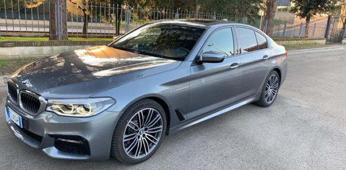 Ncc Roma BMW Serie 5