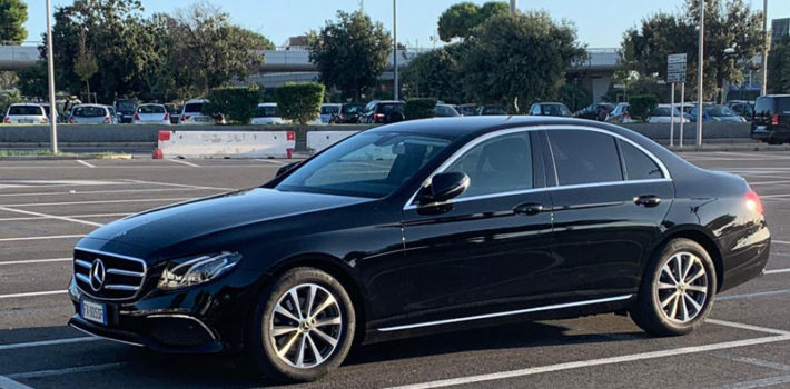 Ncc Roma - Mercedes Benz E